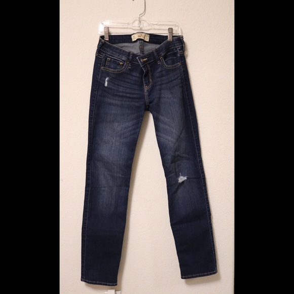Hollister Denim - Hollister Ripped Skinny Jean